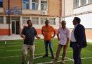 Agropoli, scuola Landolfi: sopralluogo del sindaco Coppola