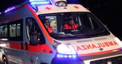 San Pietro al Tanagro, incidente nella nottata: grave una ragazza 25enne