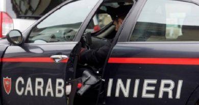Sala Consilina: sfuggono agli arresti domiciliari, arrestata una coppia