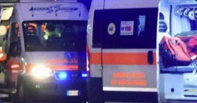 Atena Lucana: grave incidente nel tardo pomeriggio, gravemente ferite due donne