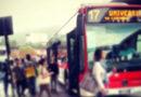 Scoppia ruota bus della linea Salerno – Fisciano: tensione tra i passeggeri